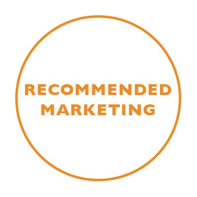 Recommended Marketing